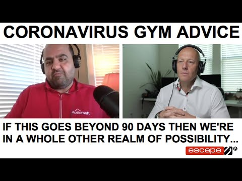 What to do about coronavirus gym closures – Escape Your Limits ep127