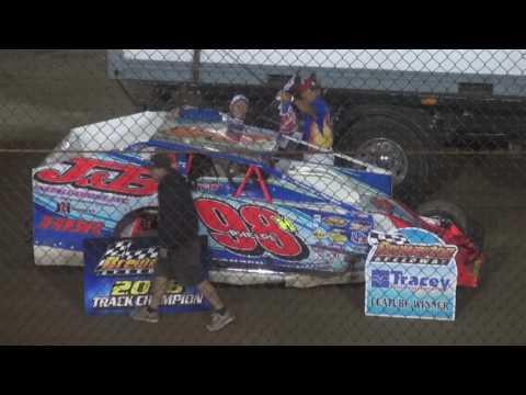 Brewerton Speedway (9/2/16) Recap