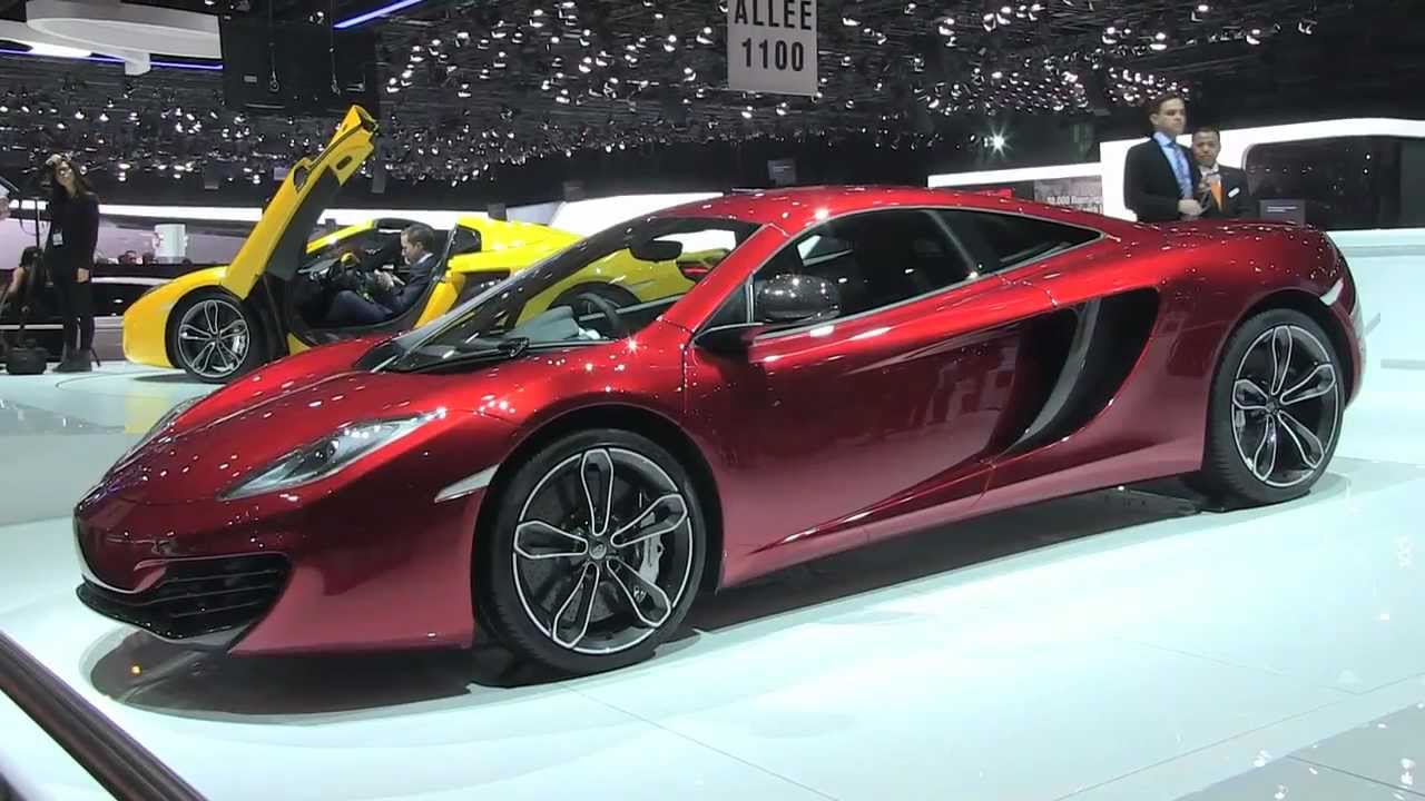 mclaren p1 salon de l 39 auto gen ve 2013 youtube. Black Bedroom Furniture Sets. Home Design Ideas