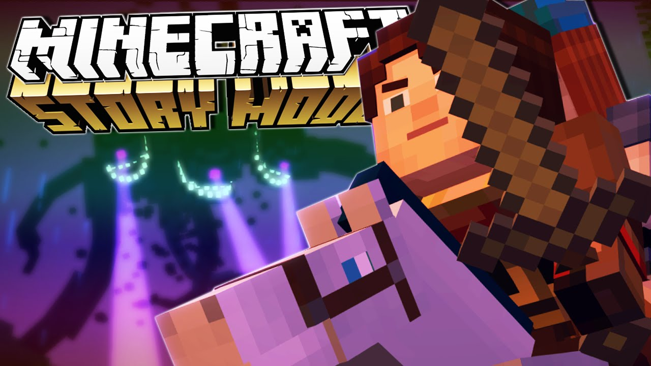 Minecraft Story Mode A Block And A Hard Place Episode 4 1