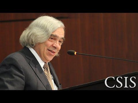 A Discussion with Dr. Ernest J. Moniz