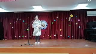 201210_카이로한국학교 학예회_6학년 끝인사
