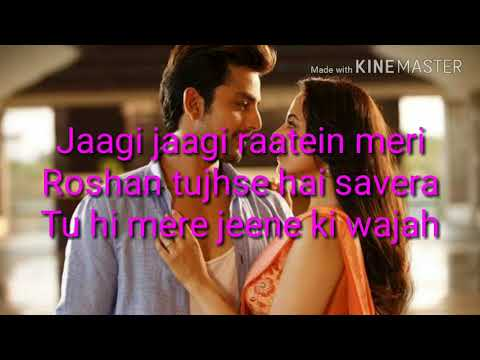 Musafir Karaoke With Lyrics | With Female Vocals | Atif Aslam | Sweetiee Weds NRI