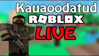 Roblox Live s'pradega!