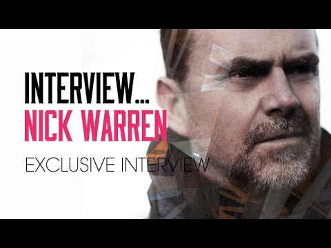 Nick Warren Interview - On his incredibly long music and DJ career.