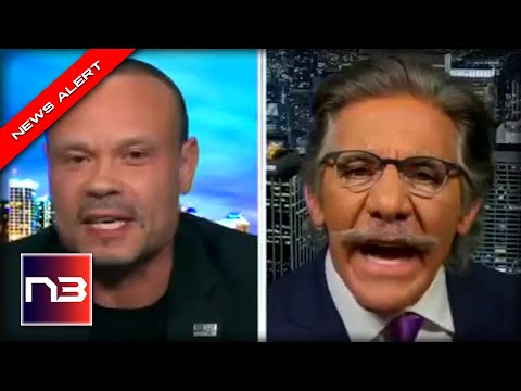 DID YOU SEE THIS? Geraldo LOSES IT ON LIVE TV after Dan Bongino Lays Him Out on Hannity!