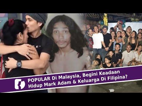POPULAR Di Malaysia, Begini Keadaan Hidup Mark Adam & Keluarga Di Filipina?