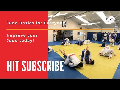 Judo Basics for everyone