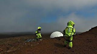 Шесть ученых прожили 4 месяца в изоляции, как на Марсе (новости)
