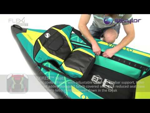 Sevylor - Ottawa™ inflatable kayak