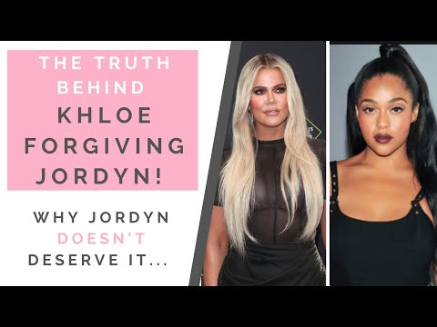 KHLOE KARDASHIAN FORGIVES JORDYN WOODS: How To Forgive, Forget & Move On After Betrayal | Shallon from YouTube · Duration:  24 minutes 39 seconds