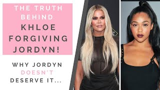 KHLOE KARDASHIAN FORGIVES JORDYN WOODS: How To Forgive, Forget & Move On After Betrayal | Shallon