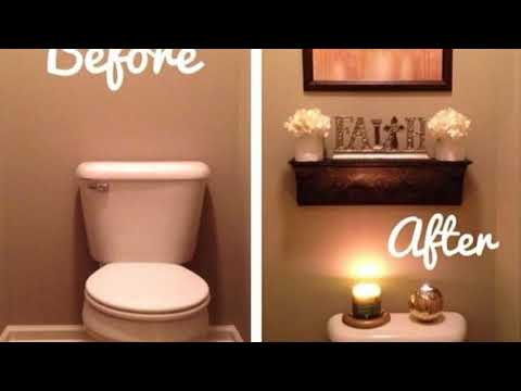 Half Bath Bathroom Decorating Ideas