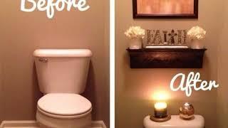 Half Bath Bathroom Decorating Ideas