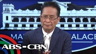 Palace holds press briefing| 19 August 2019