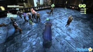 'Batman: Arkham City' - Combat Tactics