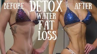 Detox Water For Fat Loss