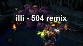 DotA Top 10 Weekly by HELiCaL: illi - 504 (Remix + Lyrics)