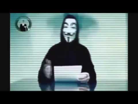 ANONYMOUS - Declares War on UK Regime - IT BEGINS TODAY!