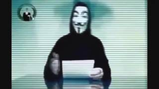 ANONYMOUS - Declares War on UK Regime - IT BEGINS TODAY!