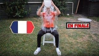 LA FRANCE EST EN FINALE ! IL DEVIENT FOU