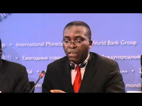 DR Congo's Finance Minister Ponyo Mapon Matata