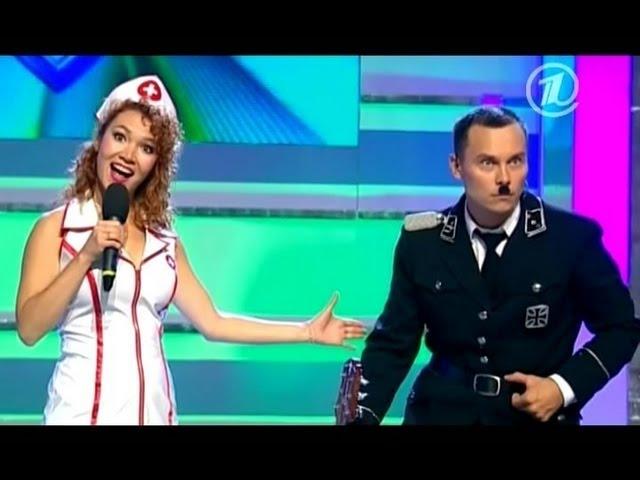 КВН СОЮЗ — 2012 Финал Музыкалка