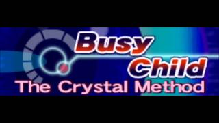 [DDR] Busy Child - The Crystal Method