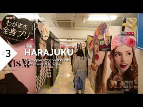 Best 10 Tokyo spots image