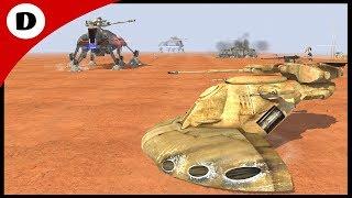 BATTLE DROID CONVOY DEFENSE - Men of War: Star Wars Mod