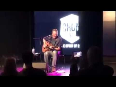 I Am the Blues - by Rob Lutes, Live in CHOM Montreal's Rock Room Video by Bilal Butt