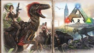 ARK: Survival Evolved - геймплейный трейлер игры на выживание