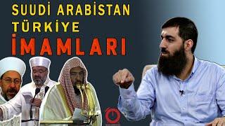 Türkiye'de (Diyanete bağlı) Cami İmamları ve Suudi Arabistan'daki (Kabe) İmamları Hakkında Gerçekler