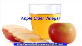 Sinusitis Bronchitis Home Remedy