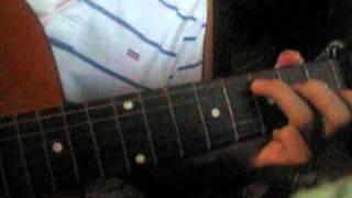 Vì một người ra đi - Guitar cover - Mạnh Khùng