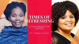 REST STOP conversation with Twana Young