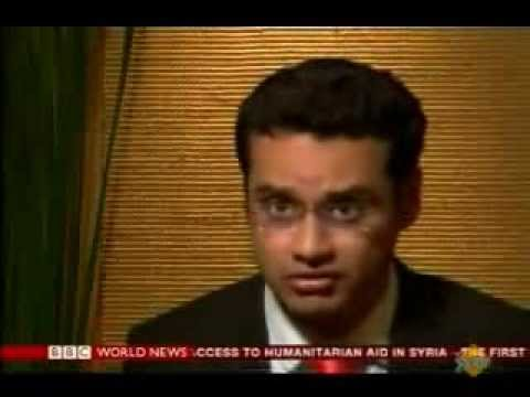 R Chandrasekhar, President, NASSCOM in conversation on India Business Report, BBC