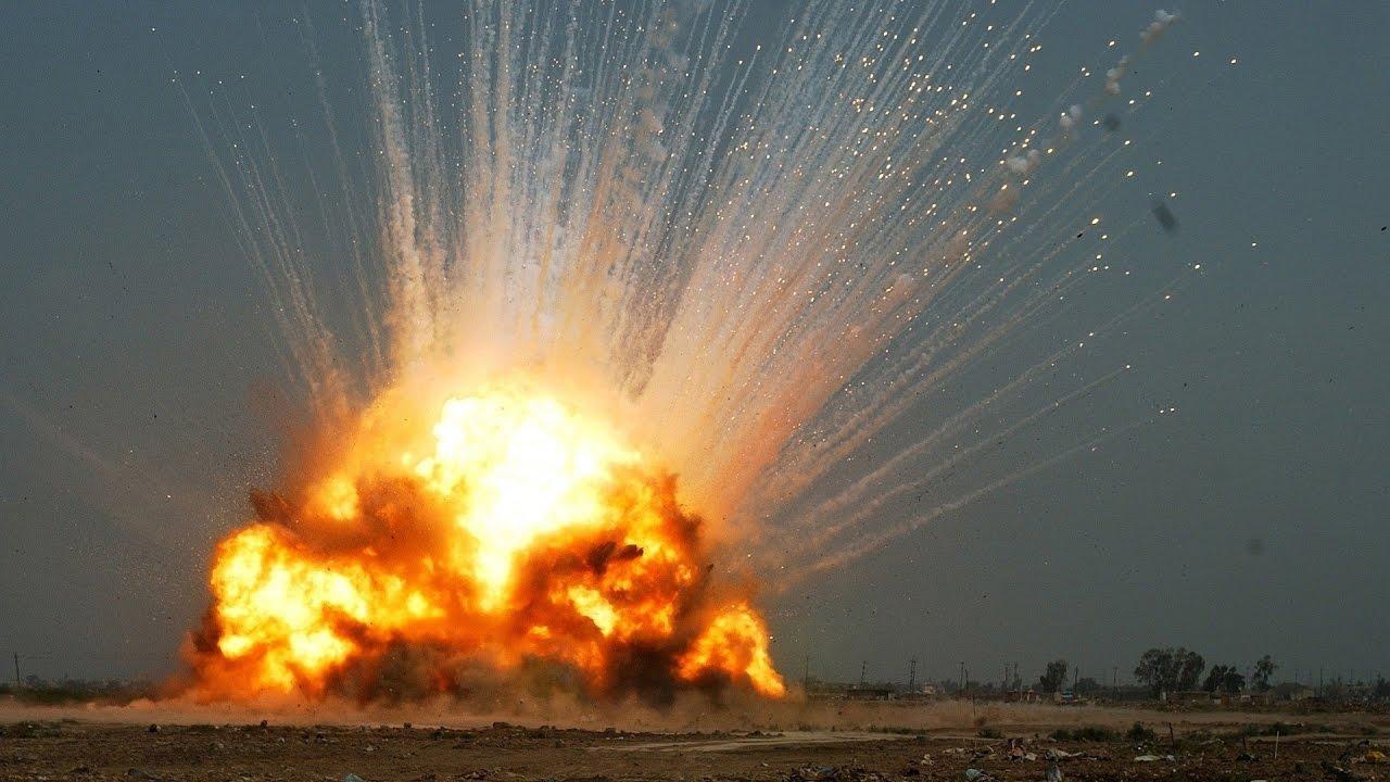 Скачать звук ядерного взрыва