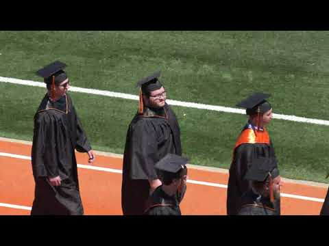 Augusta High School Commencement   2019