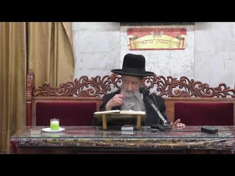 הרב מוצפי חיי שרה תשעח-שיעור ברמה גבוהה על חיי שרה 1 מומלץ rabbi mutzafi haye sarah