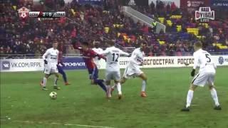 цСКА -- УРАЛ 4 - 0. Обзор матча  03 .12. 2016