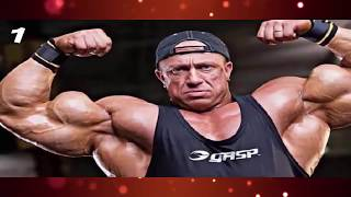 5 Hommes ayant des muscles  impressionnant (Incroyable)