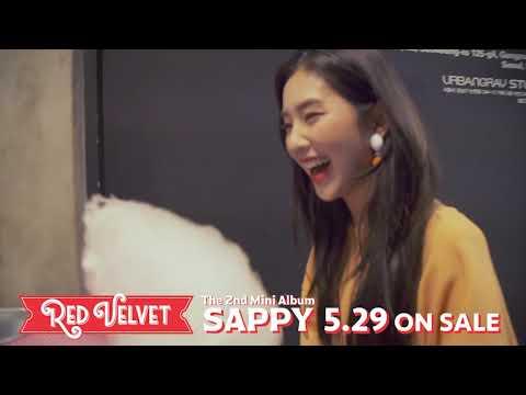 Red Velvet / JAPAN 2nd mini album『SAPPY』Teaser#2 - #Cookie Jar Version -