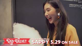 Red Velvet / JAPAN 2nd mini album『SAPPY』Teaser#2 - #Cookie Jar Version -