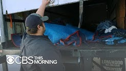 Scam moving companies hold customers' belongings hostage
