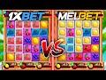 БИТВА FRUIT BLAST НА РАЗНЫХ БК! 1XBET VS MELBET!