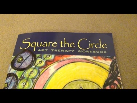 Square the Circle - Art Therapy Workbook