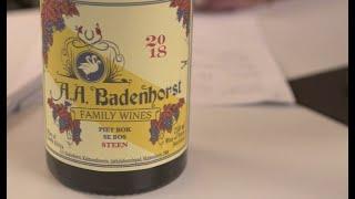 A. A. Badenhorst, Les vins du Swartland (2ème partie) - Caisse Panachée du 31 août.