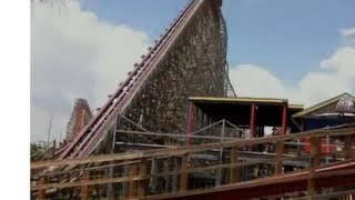 Did woman's weight contribute to roller coaster death?