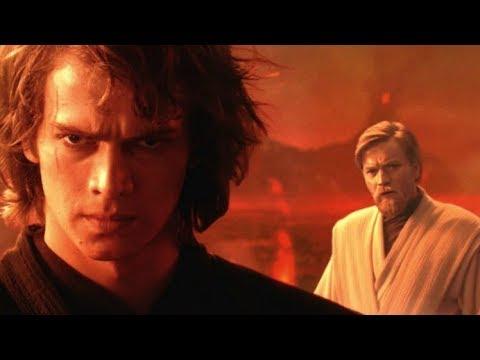 Obi-Wan's Vision of Anakin KILLING HIM on Mustafar - Star Wars Explained